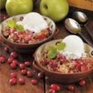 Potluck Cranberry Apple Crisp