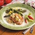 Contest-Winning Pork Chops with Apple Stuffing