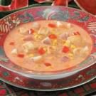 Zippy Chicken Corn Chowder