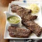 Santa Fe Strip Steaks
