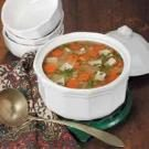Orzo Chicken Soup