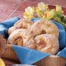 Peachy Cheese Danish