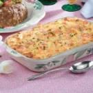 Golden Shrimp Brunch Casserole