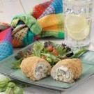 Flavorful Chicken Rolls