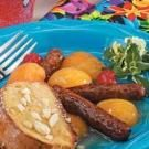 Apricot Sausage Links