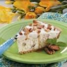 Caramel-Pecan Cheese Pie