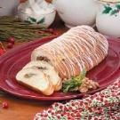 Walnut-Filled Stollen