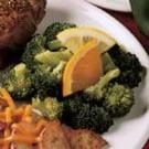 Citrus Broccoli Toss