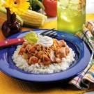 Salsa Chicken Skillet