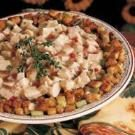 Turkey Dressing Pie