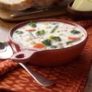 Winning Cream of Vegetable Soup
