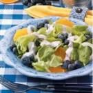 Blueberry-Orange Onion Salad
