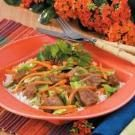 Asian Pork Cabbage Stir-Fry