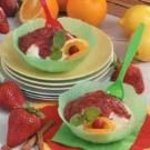 Three-Fruit Sundae Sauce
