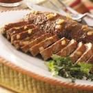 Honey-Herb Pork Tenderloin