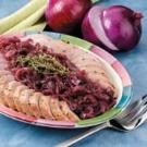 Pork Tenderloin with Glazed Red Onion