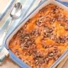 Pecan Sweet Potato Bake
