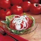 Creamy Sliced Tomatoes