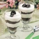 Cookie 'n' Almond Parfaits