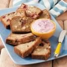 Berry Bread with Spread