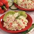 Cucumber Couscous Salad