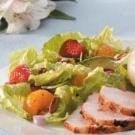 Strawberry Salad with Cinnamon Vinaigrette