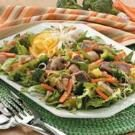 Hearty Stir-Fry Salad