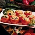 Broccoli Tomato Cups
