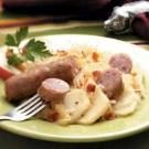 Brat Sauerkraut Supper