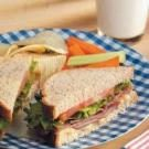 Curried Beef Sandwiches