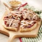 Smoked Turkey Pizza
