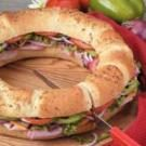 Savory Sandwich Ring