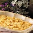 Scalloped Apples Casserole