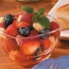 Honey Poppy Seed Fruit Salad