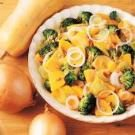 Squash and Broccoli Stir-Fry