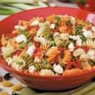 Roasted Pepper Pasta Salad