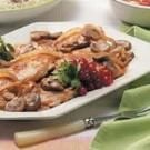 Contest-Winning Chicken with Mushroom Sauce
