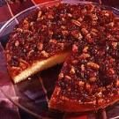 Cranberry Pecan Upside Down Cake