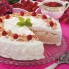 Meringue Ice Cream Torte