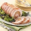 Sausage-Stuffed Pork Roast