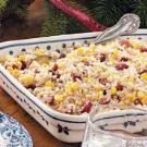 Corn and Berry Couscous