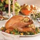 Thanksgiving Stuffed Turkey