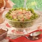 Curry-Berry Turkey Salad