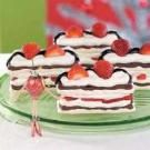 Strawberry Meringue Desserts