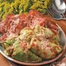 Ribs 'N' Stuffed Cabbage