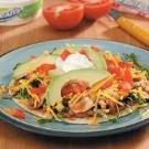 Refried Bean Tostadas