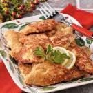 Fried Bluegill Fillets