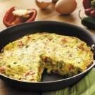 Calico Pepper Frittata