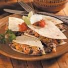 Caribbean Quesadillas