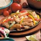 Chicken Veggie Fajitas